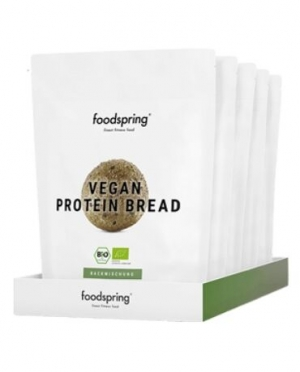 Pane proteico vegano pacchetto da 5