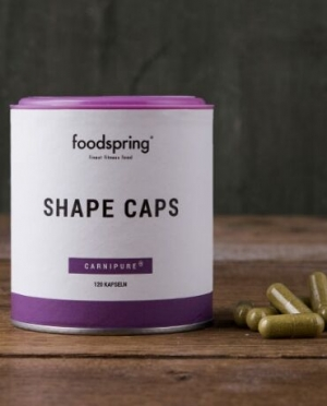 Shape caps
