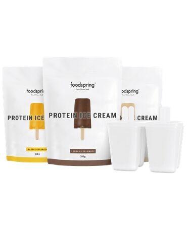 Gelato proteico pacchetto da 3