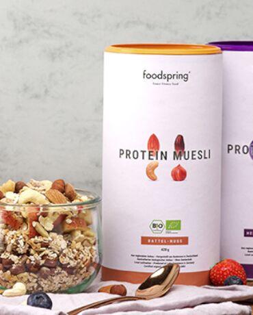 Muesli Proteico