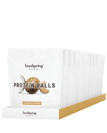 Protein balls pacchetto da 12