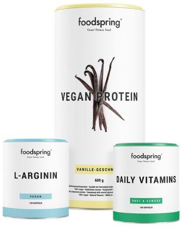 Vegan sports pack