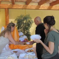 buffet bio vegetariano week end benessere 08