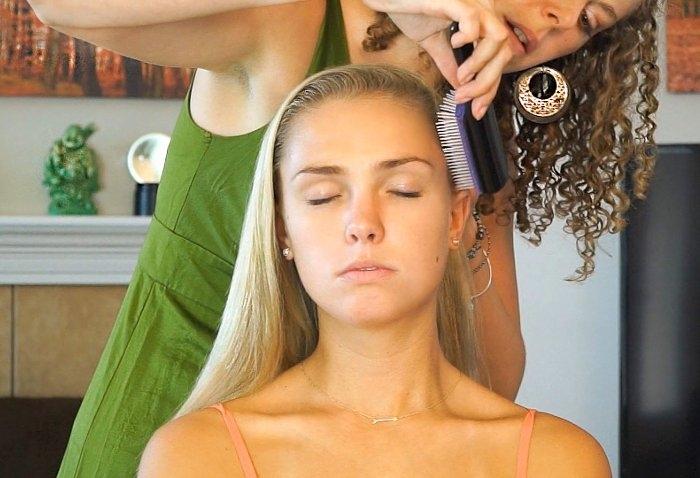 Corsi massaggio per Parrucchieri e Hair Stylist Milano