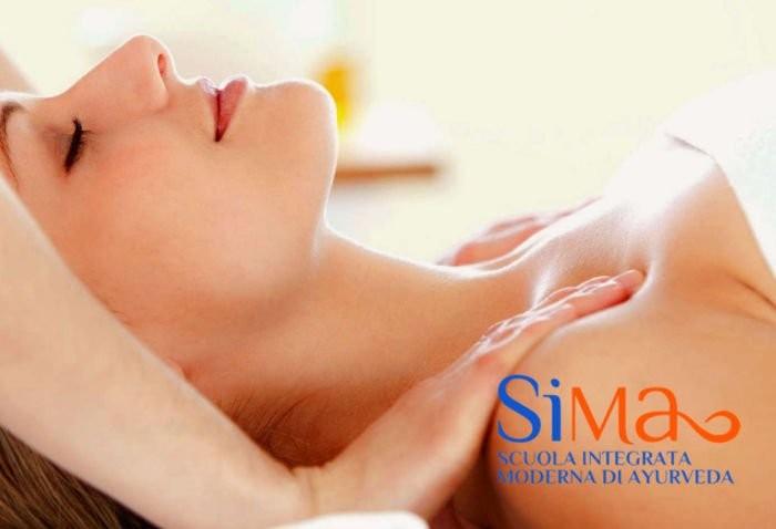 Corso massaggio ayurvedico Bologna