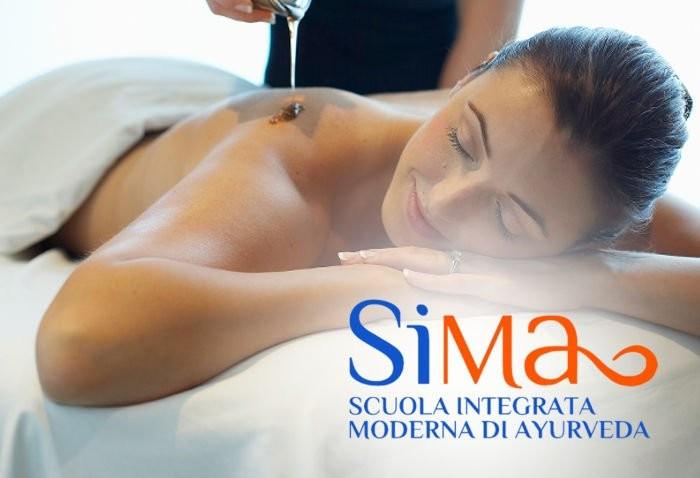 Corso massaggio ayurvedico Faenza