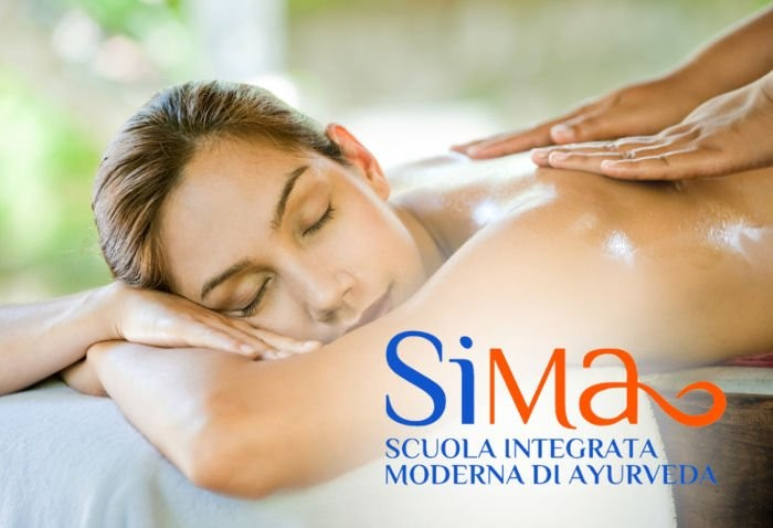 Corso massaggio ayurvedico Ferrara