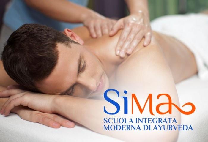 Corso massaggio ayurvedico Novara