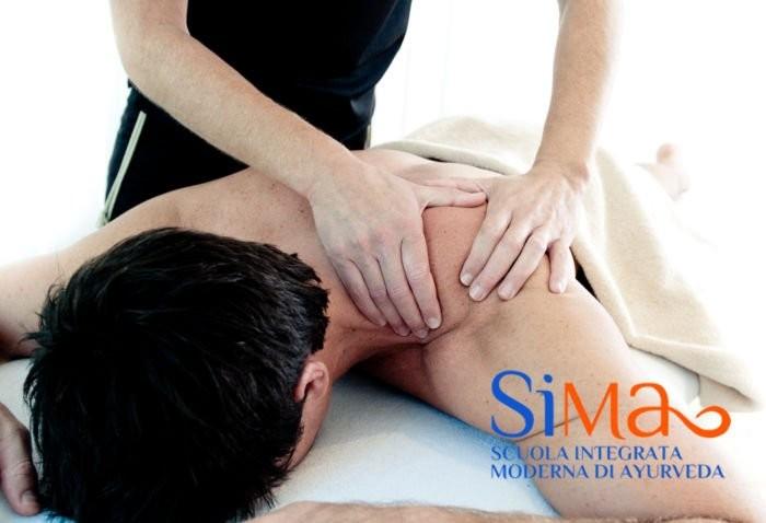 Corso massaggio ayurvedico Parma