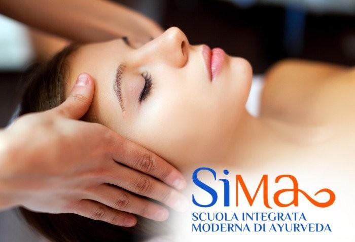 Corso massaggio ayurvedico per Parrucchiere e Hair Stylist Venezia