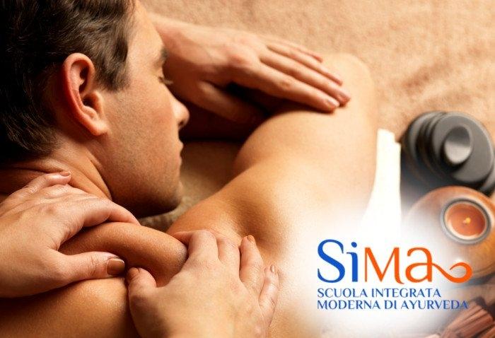Corso massaggio ayurvedico Rovigo
