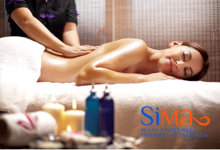 Corso massaggio ayurvedico Salsomaggiore Terme