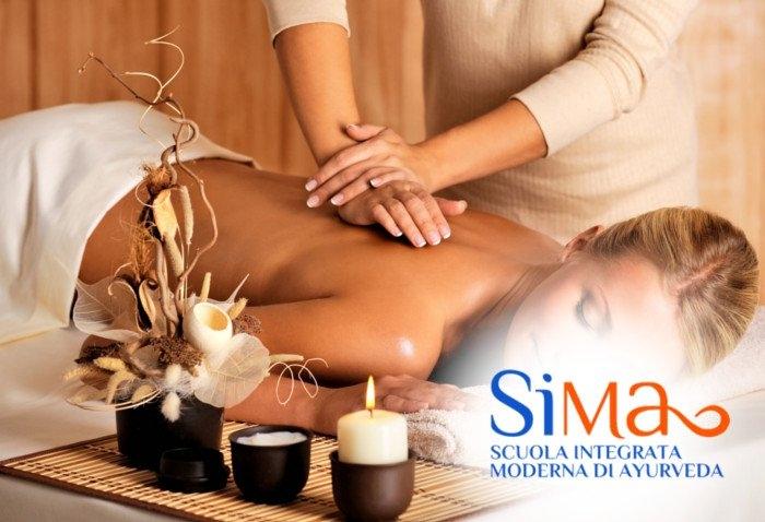 Corso massaggio ayurvedico Verona