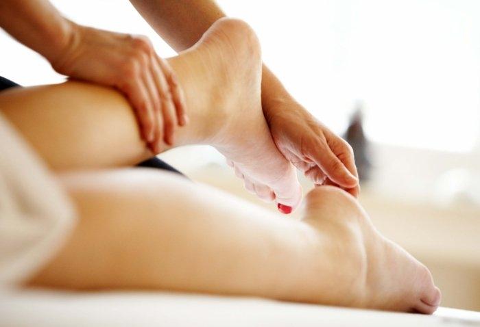 Corso di massaggio ayurvedico con riflessologia plantare Milano