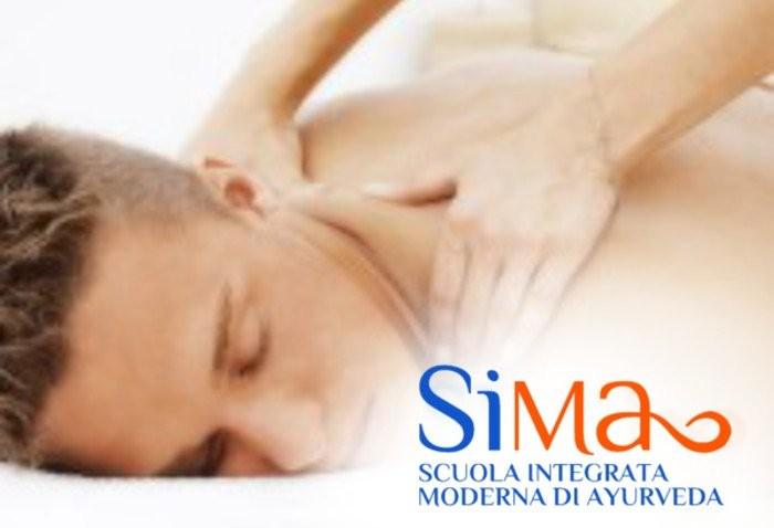 Corso di massaggio ayurvedico con riflessologia plantare Venezia