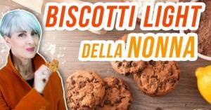 Ecco come fare biscotti della nonna golosi e amici della linea