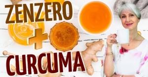 Il segreto della medicina ayurdica per la TISANA ZENZERO e CURCUMA