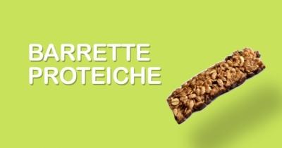 3 facili ricette per fare golose barrette proteiche in casa