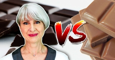 Vuoi dimagrire mangiando cioccolato? Meglio dolce o fondente?