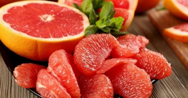 Depura il fegato se mangi pompelmo ogni giorno