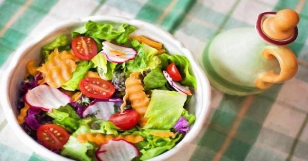 Dimagrisci in estate con la dieta dei colori crudista