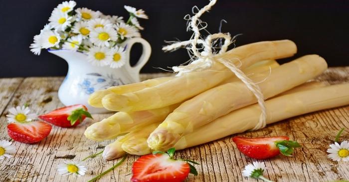 Depurati e dimagrisci mangiando asparagi